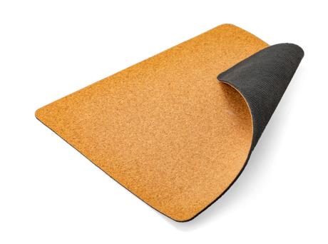 Cork Mousepad foldover